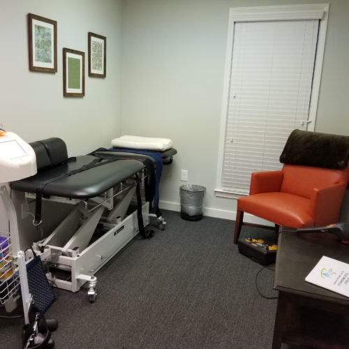 Spinal Decompression Room