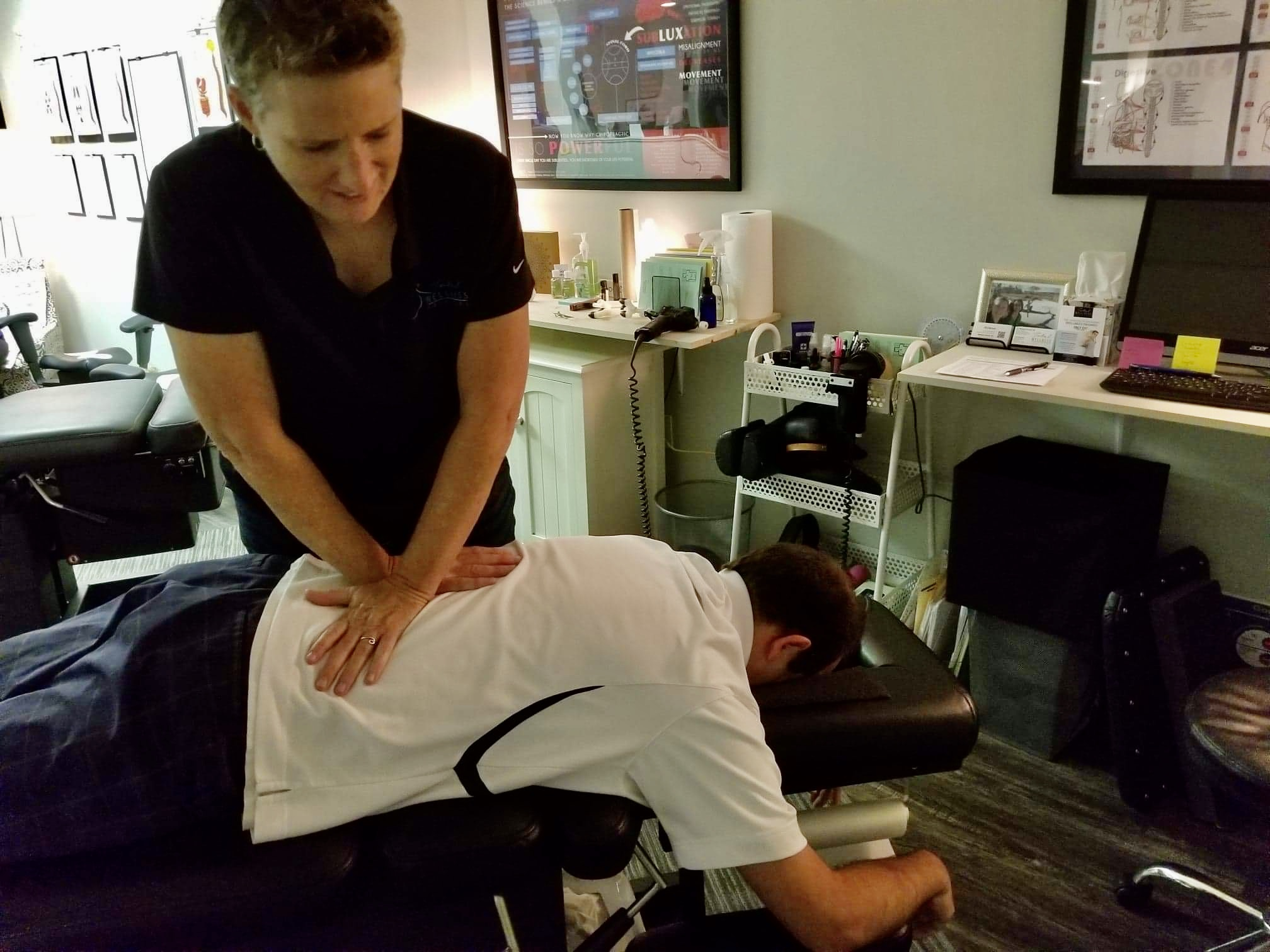 Chiropractic Care and Workplace Ergonomics